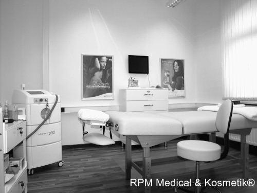 Behandlungsraum Nr. 1 | RPM Medical & Kosmetik