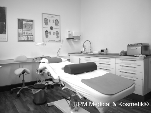 Behandlungsraum Nr. 2 | RPM Medical & Kosmetik