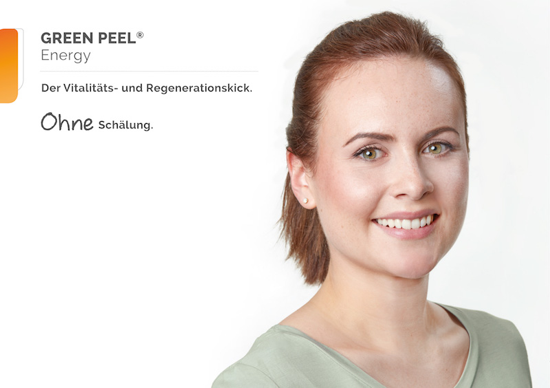Green Peel Energy® - Behandlung | RPM Medical & Kosmetik Rafael-Peter Mischewski Mönchengladbach