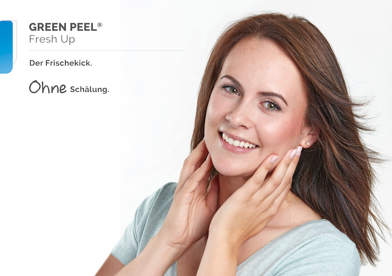 Green Peel Fresh up® - Behandlung | RPM Medical & Kosmetik Rafael-Peter Mischewski Mönchengladbach